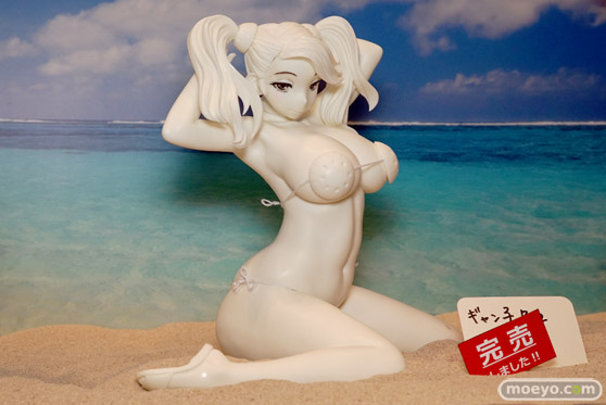 C3TOKYO2016のon the beachの新作ガレキフィギュア作例画像01