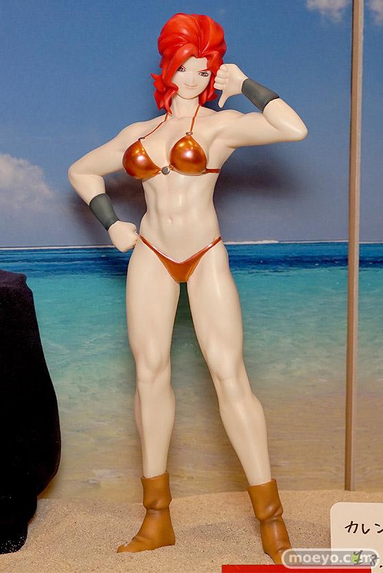 C3TOKYO2016のon the beachの新作ガレキフィギュア作例画像09