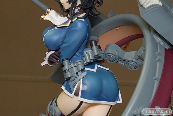 マックスファクトリーの艦隊これくしょん -艦これ- 高雄 軽兵装Ver.と重兵装Ver.の新作フィギュア彩色サンプル画像12