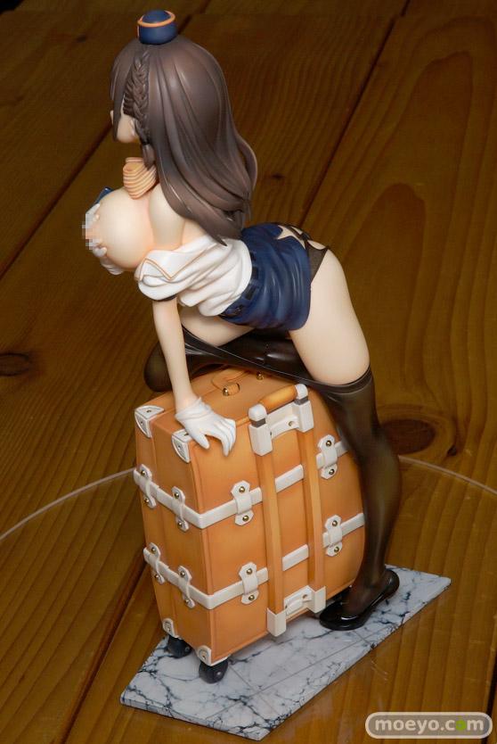 ネイティブの畳オリジナルキャラクター セクシャルスッチーの新作アダルトエロフィギュア彩色サンプル画像03