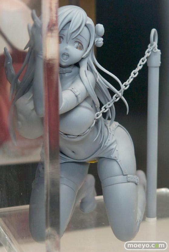 スカイチューブの雪緒 犬江しんすけの新作フィギュア原型画像02