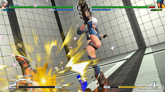THE KING OF FIGHTERS XIVのルオンのエロ技股間画像15