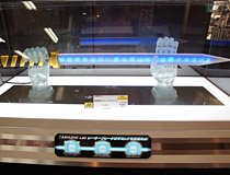 「TAMASHII Lab 宇宙刑事ギャバン レーザーブレード」ギミックを体験できるサンプル展示がTAMASHII NATIONS AKIBA ショールームで開始!(動画あり)