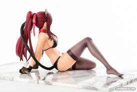 オルカトイズのFAIRY TAIL エルザ・スカーレット・黒猫Gravure_Styleの新作フィギュア彩色サンプル新画像07