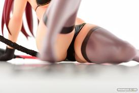 オルカトイズのFAIRY TAIL エルザ・スカーレット・黒猫Gravure_Styleの新作フィギュア彩色サンプル新画像52