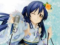 アルター新作フィギュア「ラブライブ!スクールアイドルフェスティバル 園田海未」予約開始!【WF2016夏】