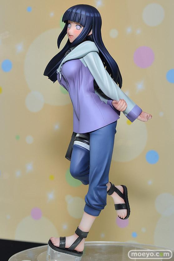 メガハウスのNARUTOギャルズ NARUTO‐ナルト‐ 疾風伝 日向ヒナタの新作フィギュア彩色サンプル画像03