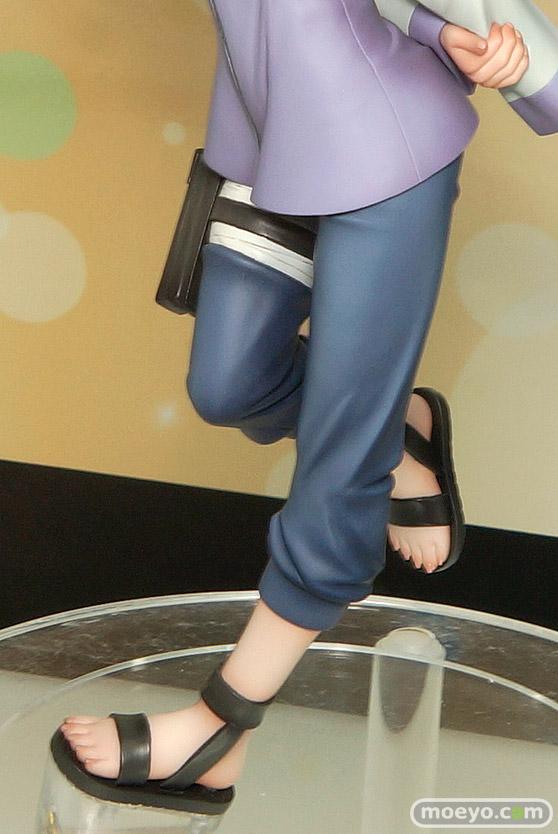メガハウスのNARUTOギャルズ NARUTO‐ナルト‐ 疾風伝 日向ヒナタの新作フィギュア彩色サンプル画像09