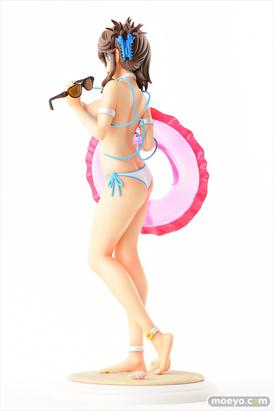 オルカトイズのToHeart2 XRATED 小牧愛佳 Summer Vacationスペシャルの新作フィギュア彩色サンプルおっぱいぽろり画像03