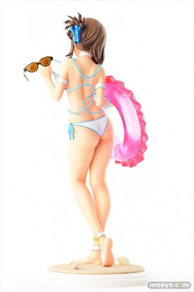 オルカトイズのToHeart2 XRATED 小牧愛佳 Summer Vacationスペシャルの新作フィギュア彩色サンプルおっぱいぽろり画像04