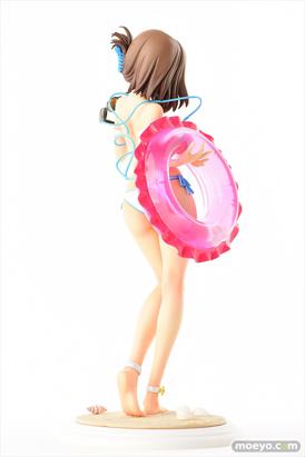 オルカトイズのToHeart2 XRATED 小牧愛佳 Summer Vacationスペシャルの新作フィギュア彩色サンプルおっぱいぽろり画像06