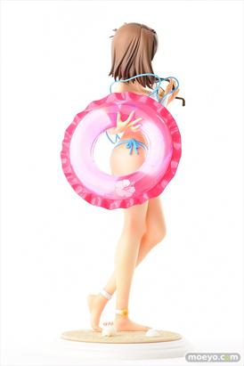 オルカトイズのToHeart2 XRATED 小牧愛佳 Summer Vacationスペシャルの新作フィギュア彩色サンプルおっぱいぽろり画像07
