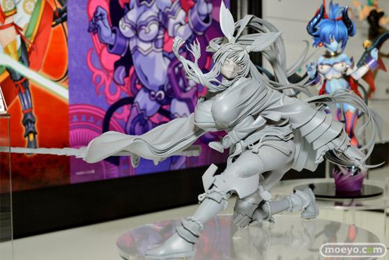 メガハウスのクイーンズブレイドグリムワール 魔装剣姫 カグヤの新作フィギュア原型画像02
