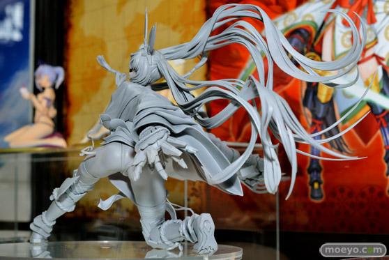 メガハウスのクイーンズブレイドグリムワール 魔装剣姫 カグヤの新作フィギュア原型画像03