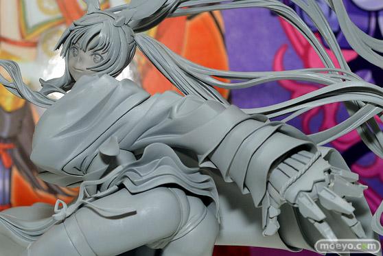 メガハウスのクイーンズブレイドグリムワール 魔装剣姫 カグヤの新作フィギュア原型画像04