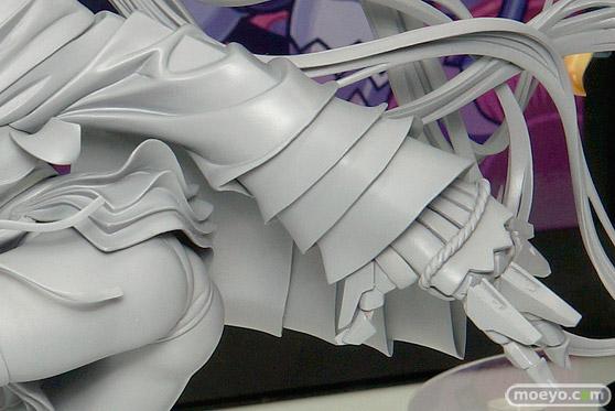 メガハウスのクイーンズブレイドグリムワール 魔装剣姫 カグヤの新作フィギュア原型画像08