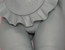 セクシーすぎるバニーさん!コトブキヤ新作フィギュア「フェリシア -Bunny ver.-」の原型が展示!【WF2016夏】