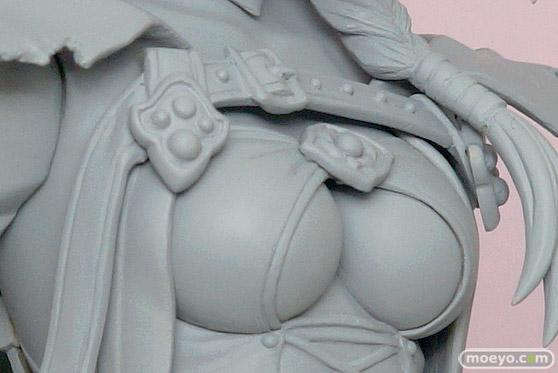 コトブキヤのテイルズ オブ ベルセリア ベルベットの新作フィギュア原型画像06