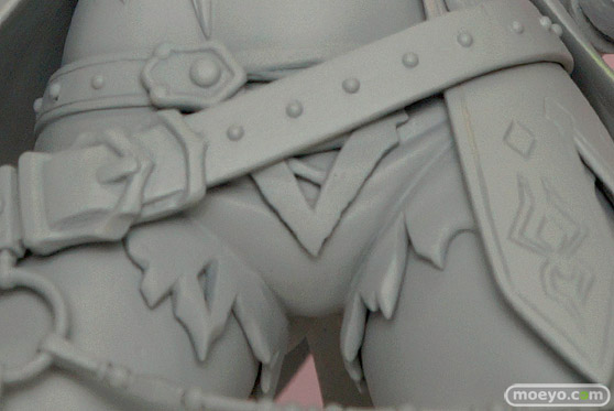 コトブキヤのテイルズ オブ ベルセリア ベルベットの新作フィギュア原型画像09