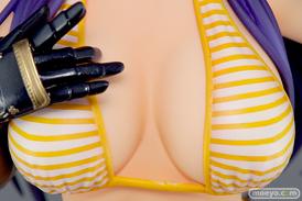 ダイキ工業のワルキューレロマンツェ More&More 龍造寺茜の新作フィギュア彩色サンプルキャストオフおっぱい画像17