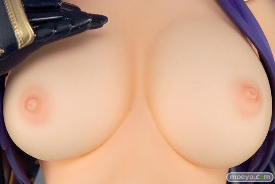 ダイキ工業のワルキューレロマンツェ More&More 龍造寺茜の新作フィギュア彩色サンプルキャストオフおっぱい画像41
