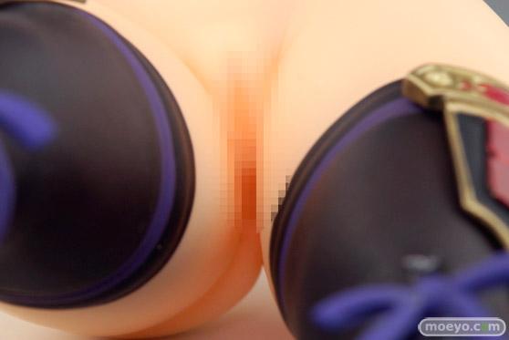 ダイキ工業のワルキューレロマンツェ More&More 龍造寺茜の新作フィギュア彩色サンプルキャストオフおっぱい画像54