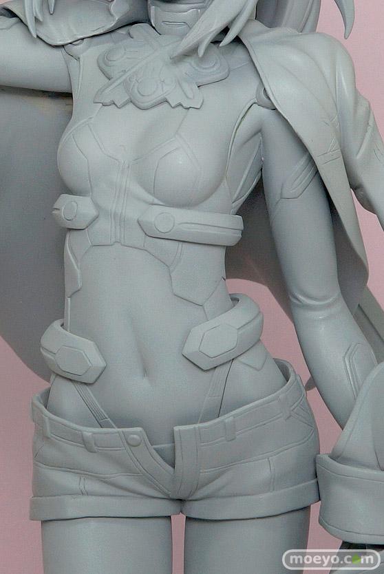 コトブキヤのFate/Grand Order アサシン/謎のヒロインXの新作フィギュア原型画像06