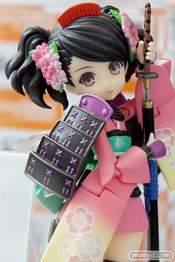 ファット・カンパニーの朧村正 パルフォム 百姫の新作フィギュア彩色サンプル画像05