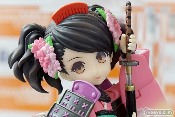 ファット・カンパニーの朧村正 パルフォム 百姫の新作フィギュア彩色サンプル画像06