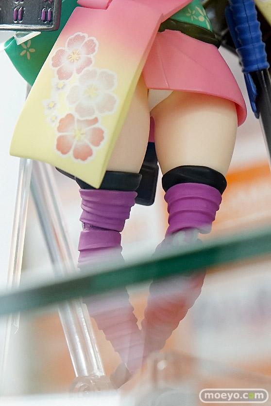 ファット・カンパニーの朧村正 パルフォム 百姫の新作フィギュア彩色サンプル画像09