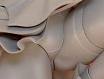 ナイスパンツ。アクアマリン新作フィギュア「GUILTY GEAR Xrd-REVELATOR- 蔵土縁紗夢」の監修中原型が展示!【WF2016夏】