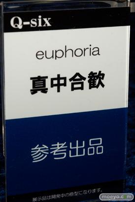 Q-sixのeuphoria 真中合歓の新作フィギュア原型画像14