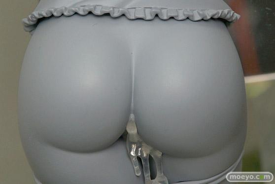 ネイティブの押し付け胸の女の子(仮) 石恵の新作フィギュア原型画像11
