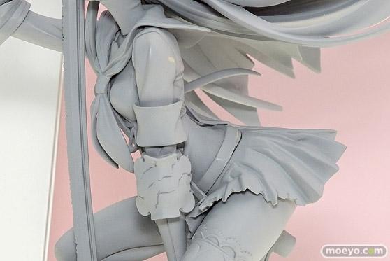 フレアのセブンスドラゴン2020 サムライ(刀子)バトルver.の新作フィギュア原型画像07