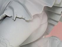 フレア新作フィギュア「セブンスドラゴン2020 サムライ(刀子)バトルver.」監修中原型が展示!【WF2016夏】