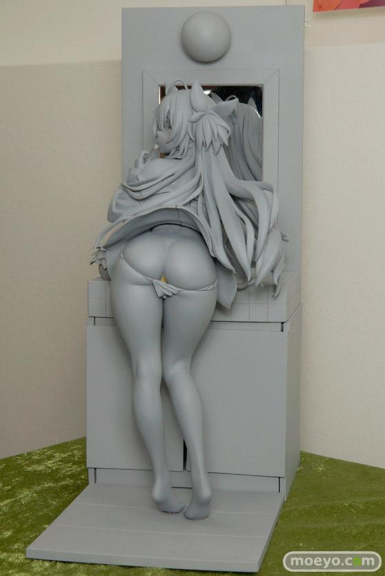 ネイティブの花咲まりかの新作アダルトエロフィギュア原型画像03