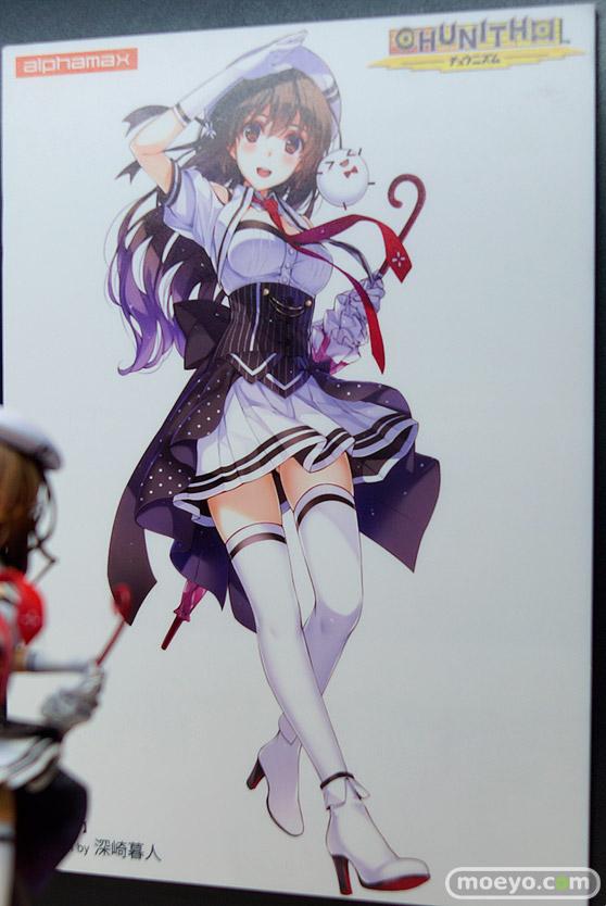 アルファマックスのCHUNITHM チュウニズム 美嶋はるなの新作フィギュア彩色サンプル画像09