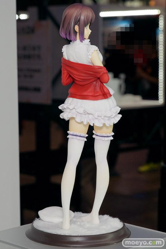 グッドスマイルカンパニーの冴えない彼女の育てかた 加藤恵の新作フィギュア彩色サンプル画像02