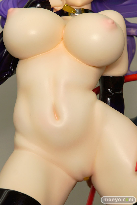 ネイティブのすめらぎ琥珀氏オリジナルキャラクター サキュバスさんの新作フィギュア彩色サンプル画像13