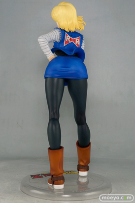 メガハウスの新作フィギュア ドラゴンボールギャルズ ドラゴンボールZ 人造人間18号の製品版とスカートキャストオフ画像05