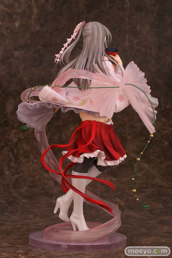 スカイチューブのコミックホットミルク2012年2月号 白咲天音 illustration by 鬼月あるちゅの新作フィギュア彩色サンプル画像02