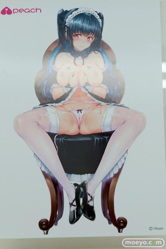 PeachのHisasiさんイラスト 亜美の新作フィギュア彩色サンプル画像09