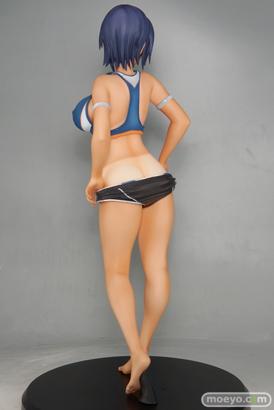ダイキ工業の夢の学園ハーレム!アスリート 菊地美紀の新作フィギュア彩色サンプル画像05