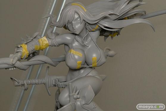 オルカトイズのフェアリーテイル エルザ・スカーレット(仮)の新作フィギュア原型画像07