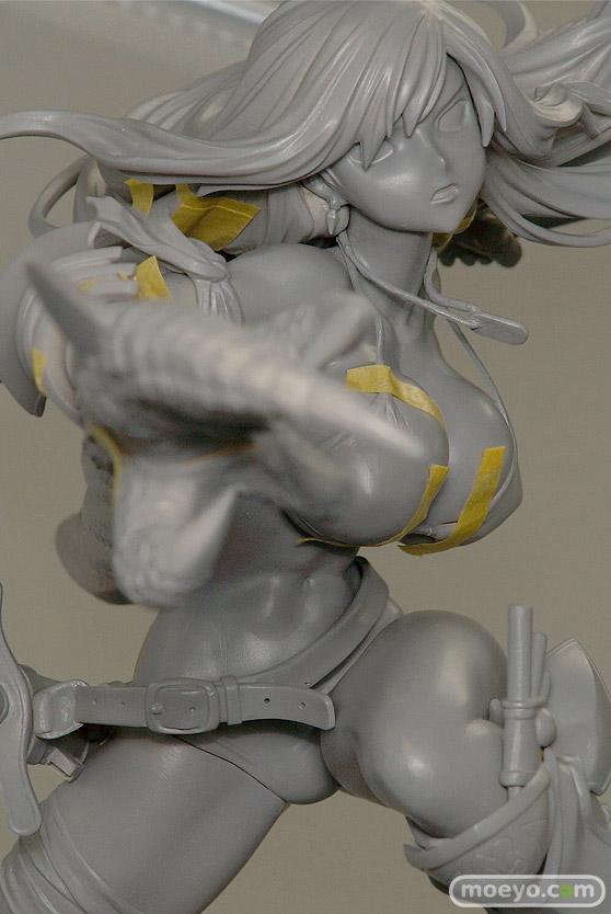 オルカトイズのフェアリーテイル エルザ・スカーレット(仮)の新作フィギュア原型画像09