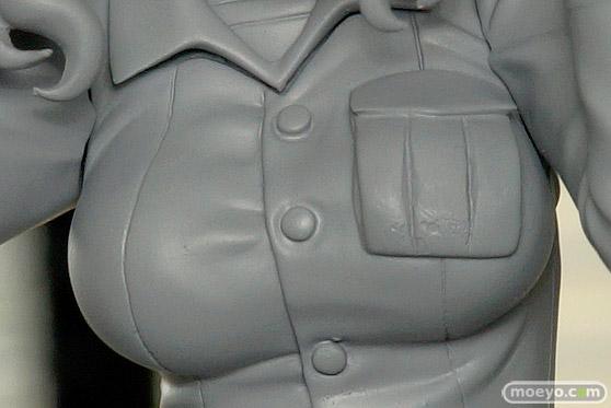 ウェーブのガールズアンドパンツァー 武部沙織【パンツァージャケットVer.】の新作フィギュア原型画像15