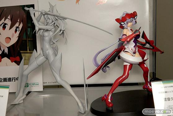 ベルファインの戦姫絶唱シンフォギアGX 風鳴翼の新作フィギュア原型画像16