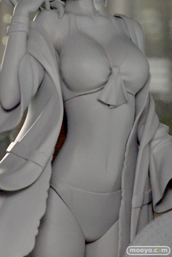 ウェーブのアイドルマスターシンデレラガールズ 白南風の淑女 高垣楓の新作フィギュア原型画像06
