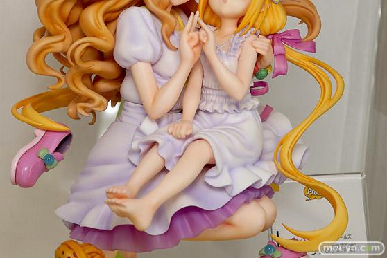 ファットカンパニーのアイドルマスターシンデレラガールズ 諸星きらり&双葉杏の新作フィギュア彩色サンプル画像06
