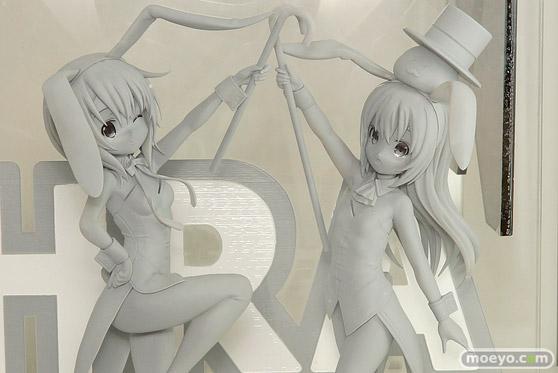 プルクラのこちうさ ココアとチノの新作フィギュア原型画像04